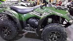 2016 Kawasaki Brute Force U00ae 750 4x4i