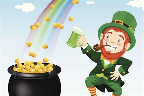 There's A Pot Of Gold At The Rainbow's End