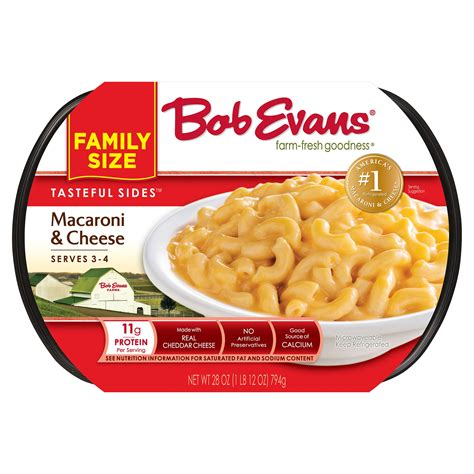 Bob evans wants to help you out this holiday season! Bob Evans Tasteful Sides Macaroni & Cheese Family Size, 28 ...