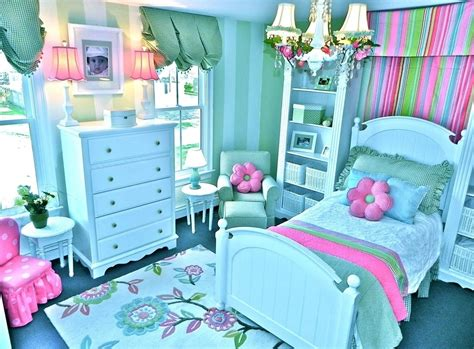 Beautiful Bedroom Ideas For Teenage Girls Teal And Pink