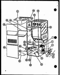 Amana Gh Series Gas Furnace  Gh753  P1107303f   Gh1003