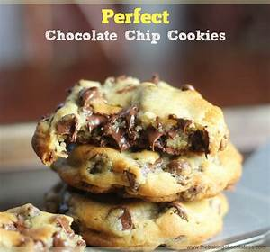 Perfect Chocolate Chip Cookies Recipe — Dishmaps