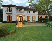 mediterranean style homes Charming Spanish Mediterranean-style home for sale in Houston - Houston Chronicle