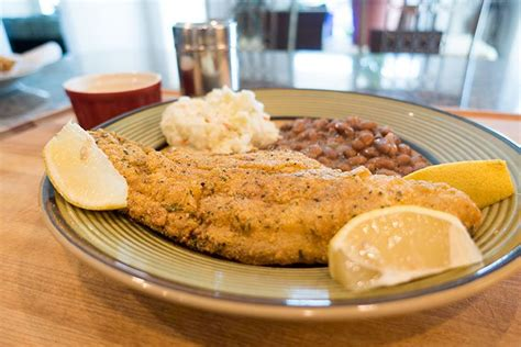 I'm talking about beans that crackle like a good french fry when you bite through the skin. Pan Fried Catfish Recipe | Easy Campfire Recipes