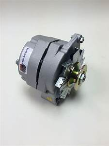 Alternator One Wire 1 Wire 6 Volt Positive Ground 60 Amp