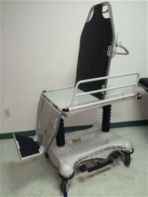 stryker chair weight limit used stryker 5050 stretcher for sale dotmed listing