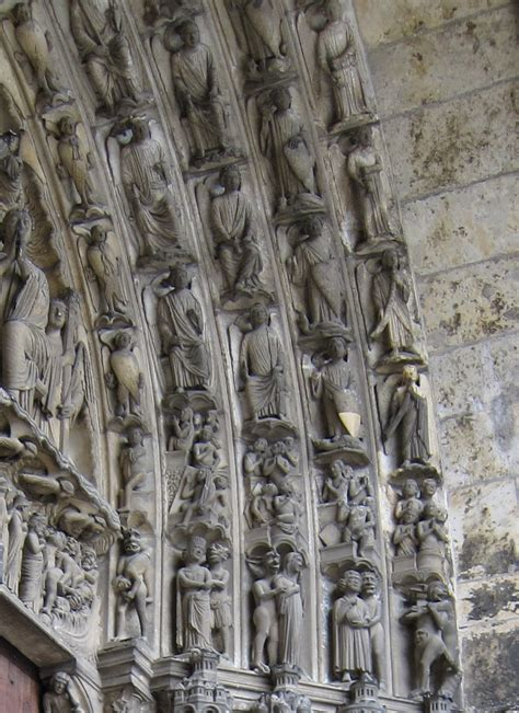 Chartres: South Transept