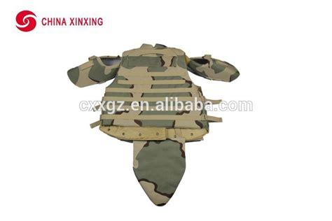 China Xinxing Nij Iiia Pe/kevlar Full Body Armor Molle