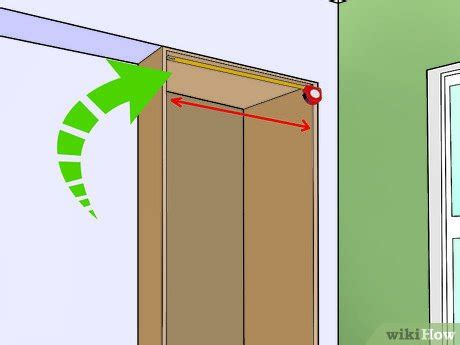 install sliding closet doors  steps  pictures