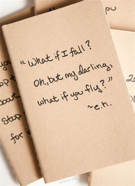 quote journal  chic site