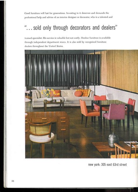 The Dunbar Book Of Modern Furniture For Sale At 1stdibs