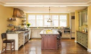 kitchens with two islands craftsman kitchen design ideas and photo gallery