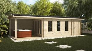 summer house with veranda and shed super eva e 18 m2 9 x With katzennetz balkon mit eva garden foundation