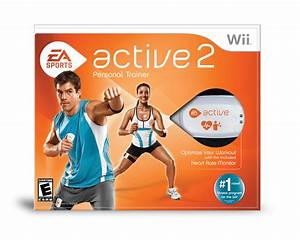 EA Sports Active 2.0 (Game) - Giant Bomb  Active