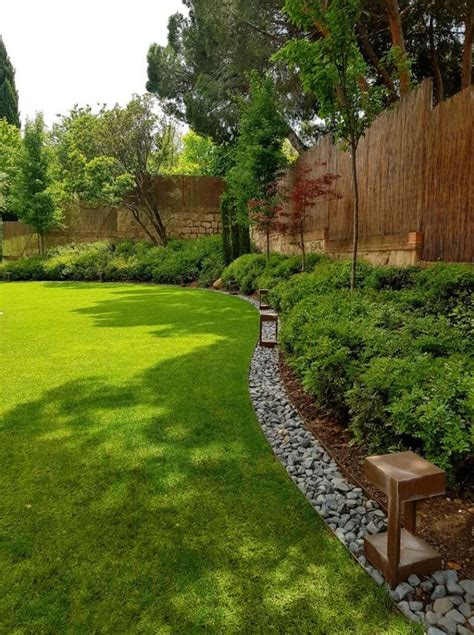 landscaped backyards pictures best images about backyard design ideas