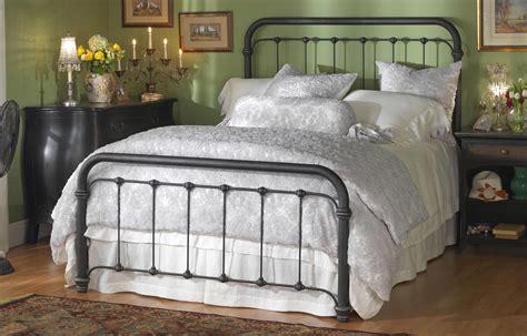 wesley allen iron beds queen braden metal bed wayside