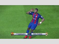 FC Barcelone Real Madrid [Finale] UEFA Champions League