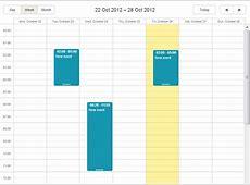 ASPNET NET 5 Steps to a Simple Scheduler in ASPNET MVC3