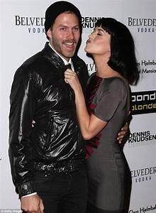 Katy Perry's crush on stylist Johnny Wujek turned into a ...