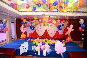 Golden Decorations: Balloon Decoration in Delhi, Balloon ...
