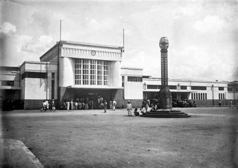 stasiun bandung awal modernisasi sebuah kota