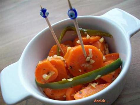 origan frais en cuisine recette de carottes marinées pour l 39 apéro