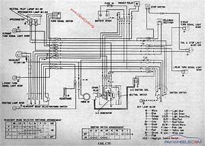 Honda Cd 70 Motorcycle Wiring Diagram