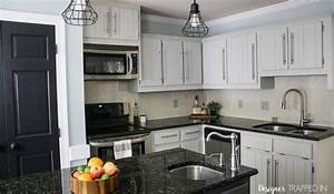 how to paint kitchen cabinets without sanding or priming 2183