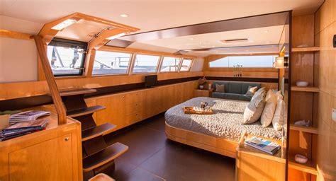 Catamaran Interior by Yacht Windquest Catamaran Luxury Eastern Western