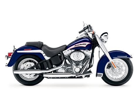 Harley Davidson Heritage Softail Review by 2006 Harley Davidson Flst I Heritage Softail Review Top