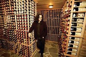 """A Wine Cellar That Rocks!"" - City Bites, April/May 2005"