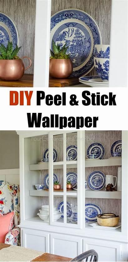 Peel Stick Diy Tutorial Bookcase Bookcases China