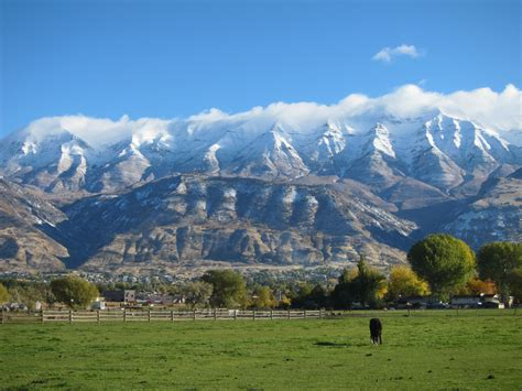mount timpanogos in early winter plenty of snow in the mou flickr