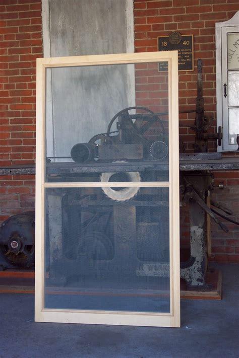 Fenster Sichtschutz Holz by Custom Made Wood Window Screens