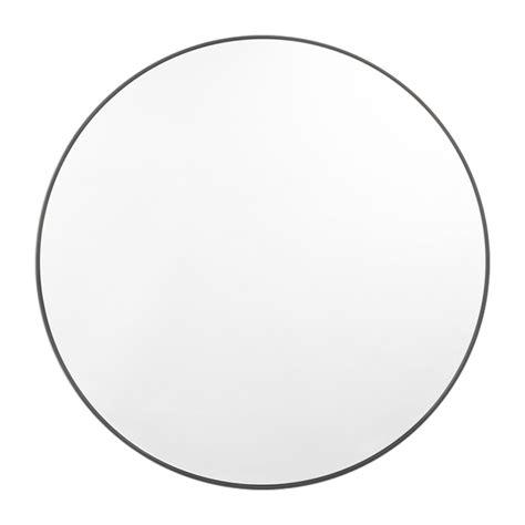 middle   bjorn  mirror black modern
