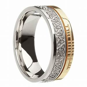 celtic trinity wedding ring usg br1 With trinity wedding ring