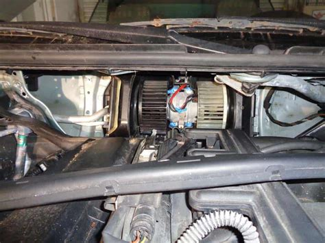 car ac not blowing or car fan not working bluedevil products bmw e46 blower motor a c not blowing replacement