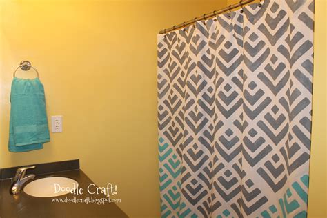 Yellow And Teal Bathroom Best 25 Cream Shower Curtains