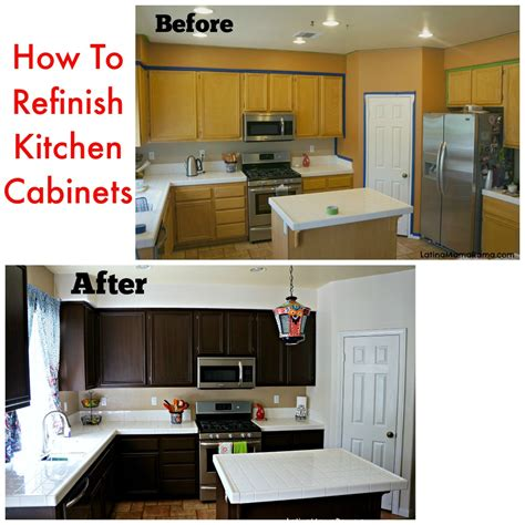 how to redo kitchen cabinets yourself how to refinish kitchen cabinets yourself kitchen