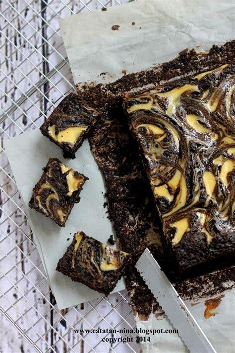 Resep aslinya diambil dari buku resep natal ala inggris punya kakaknya bokap tahun. CHEESE CAKE BROWNIES | Kue keju, Makanan, Kue
