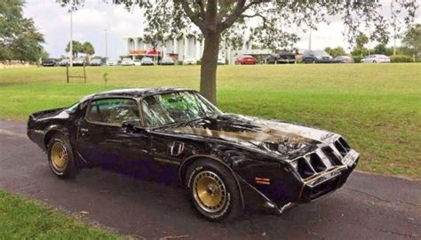 Trans Am Turbocharger by 1981 Turbo Trans Am Fully Restored All Matching