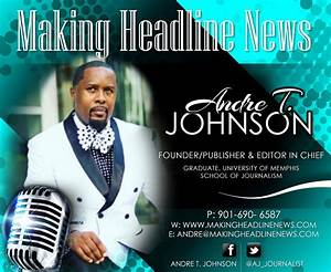 VOTE NOW: Making Headline News Founder/Publisher Andre T ...