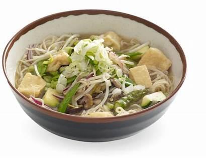 Noodles Tofu Soup Wagamama Saien Veg Soba