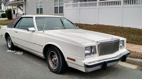 1983 Chrysler Cordoba by Cohort Capsule 1980 1983 Chrysler Cordoba We Don T Like