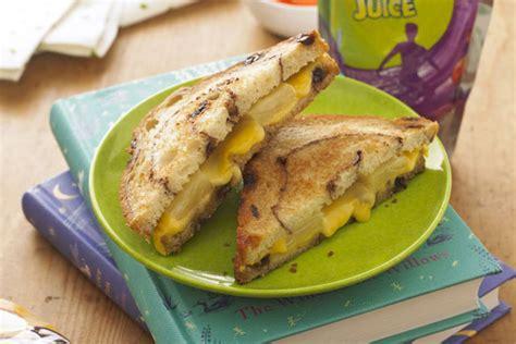 Sandwich Au Fromage Fondant Avec - sandwich au fromage fondant et 224 l ananas kraft canada