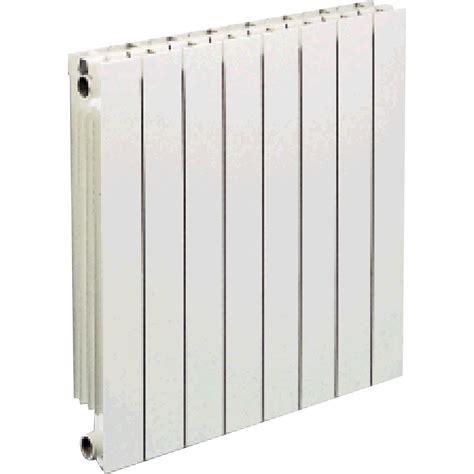 radiateur chauffage central vip 10 233 l 233 ments blanc l 80 cm 1430 w leroy merlin