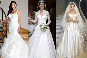 10 most beautiful celebrity brides of all time ewmoda With most beautiful wedding dresses of all time