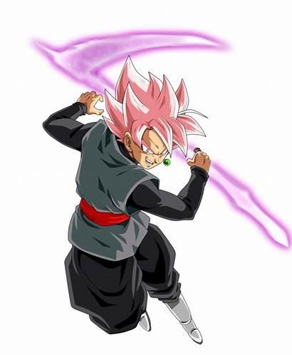Goku Rose Saiyan Super Deviantart Broly Ssg