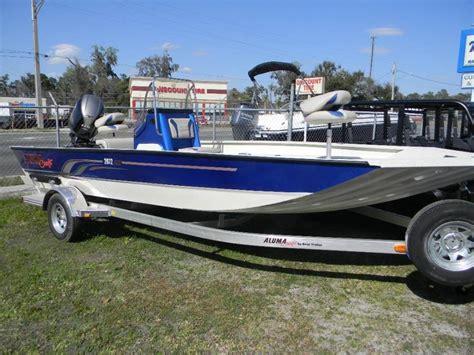 Alumacraft Tunnel Boats by Alumacraft 2072 Bay Boats For Sale