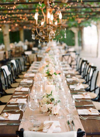 decoration mariage les tables banquet table mariage
